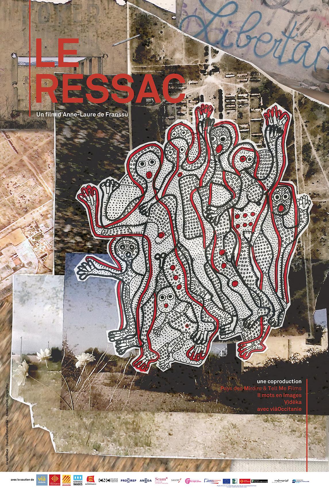 ressac affiche web